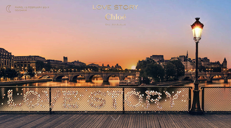 Chloe Love Story lock