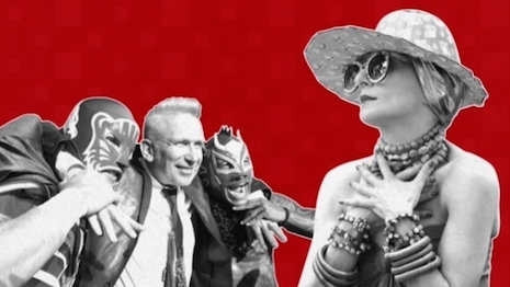 Promotional image for Jean Paul Gaultier Loves Latin America