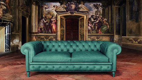 Luxury daily - Divano chester frau ...