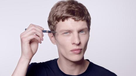 67f8ba465808 Boy de Chanel makeup Chanel shared beauty tutorials aimed for men.