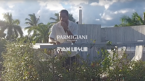 Parmigiani finds a new flow with musical project