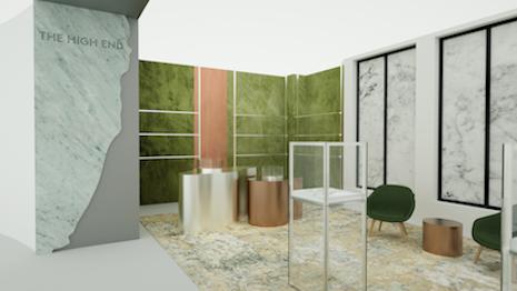 Barneys' upcoming High End concept shop exhibits cannabis' prolific nature
