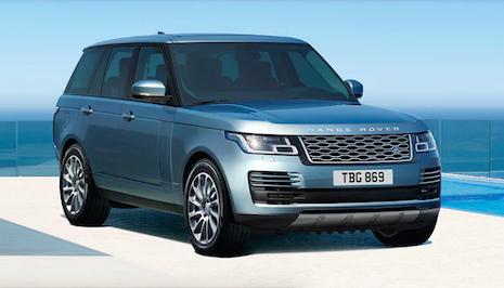 Range Rover Vogue Suv Involved In Lawsuit Image Credit Jaguar Land